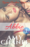 Book Cover Raven Harbor Lane, Abbie, by Romance Author Amy Chanel